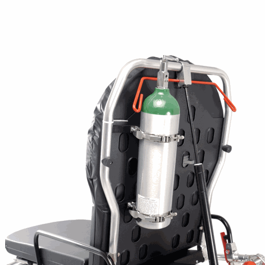 Backrest Oxygen Cylinder Holder