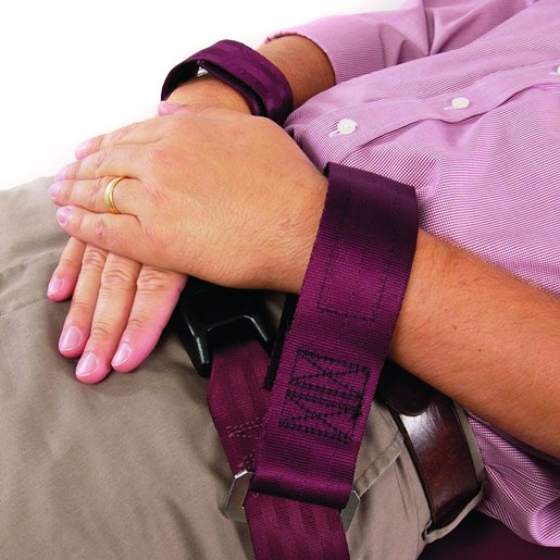 Model 414-OL Over-The-Lap Wrist Restraints