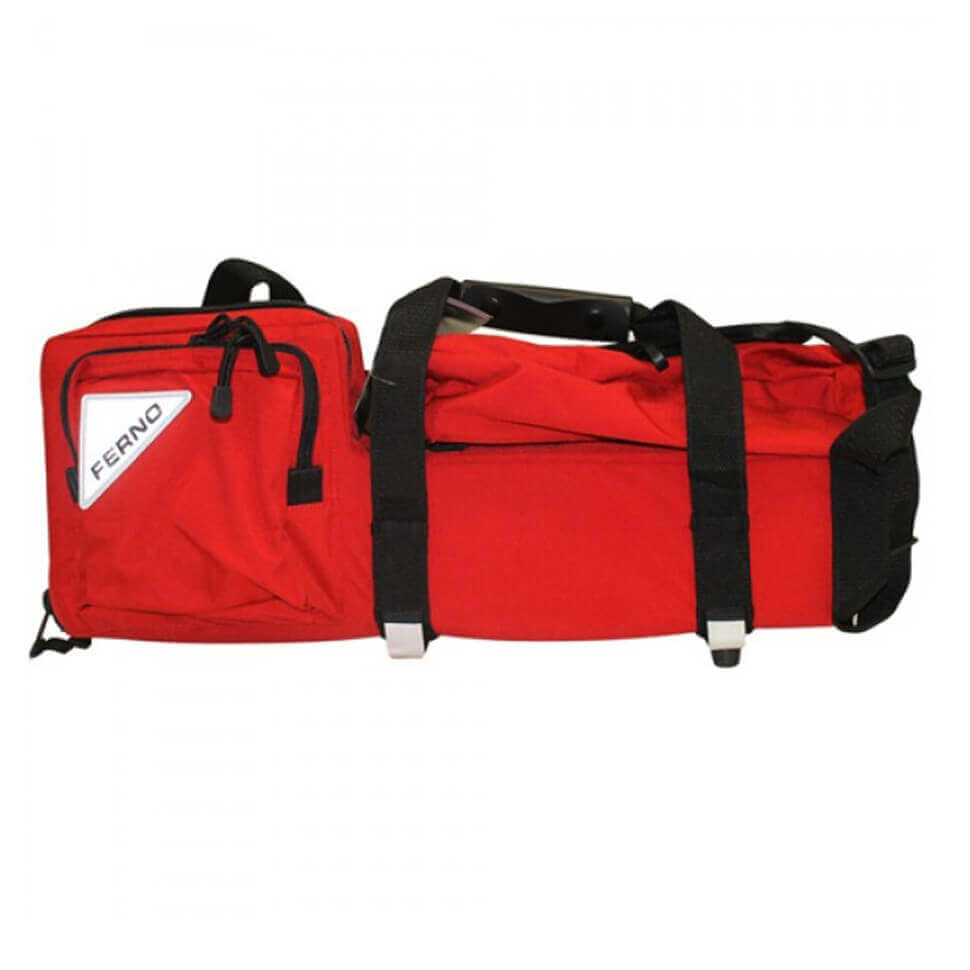 Model 5120 D Size Oxygen Carry Bag (Red)