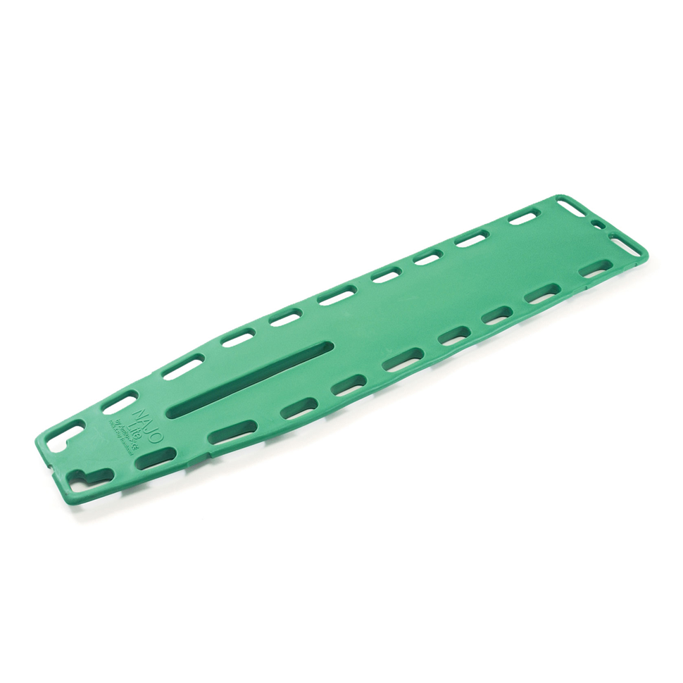 NAJO Lite Backboard (Green, 10 Pins)