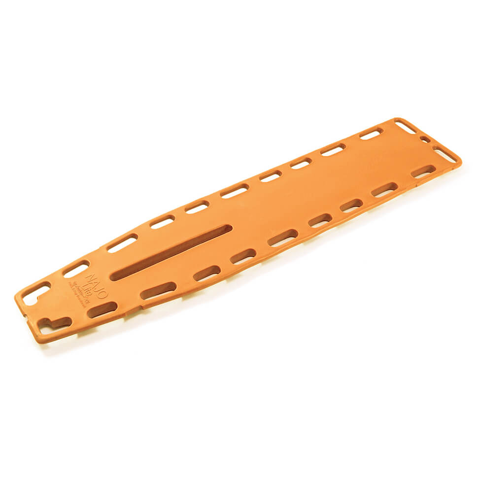 NAJO Lite Backboard (Orange, No Pins)