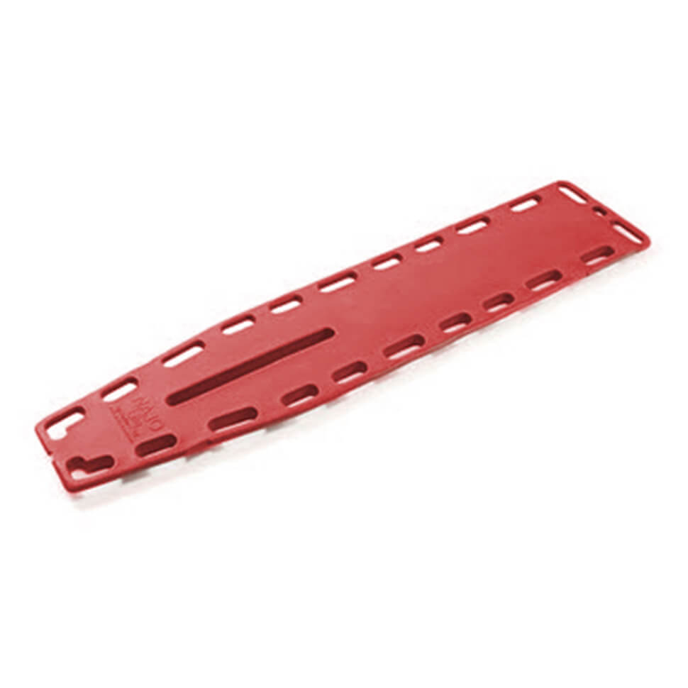 NAJO Lite Backboard (Red, No Pins)