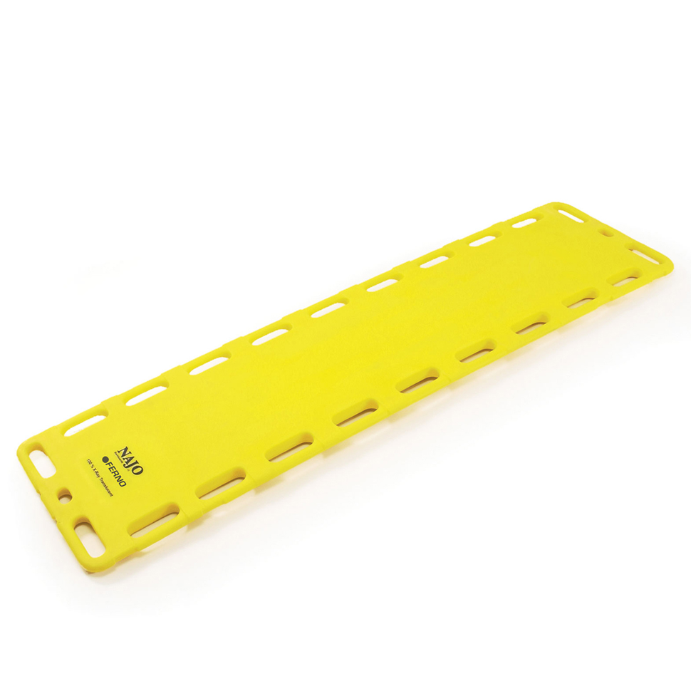 NAJO RediWide Backboard (Yellow, No Pins)