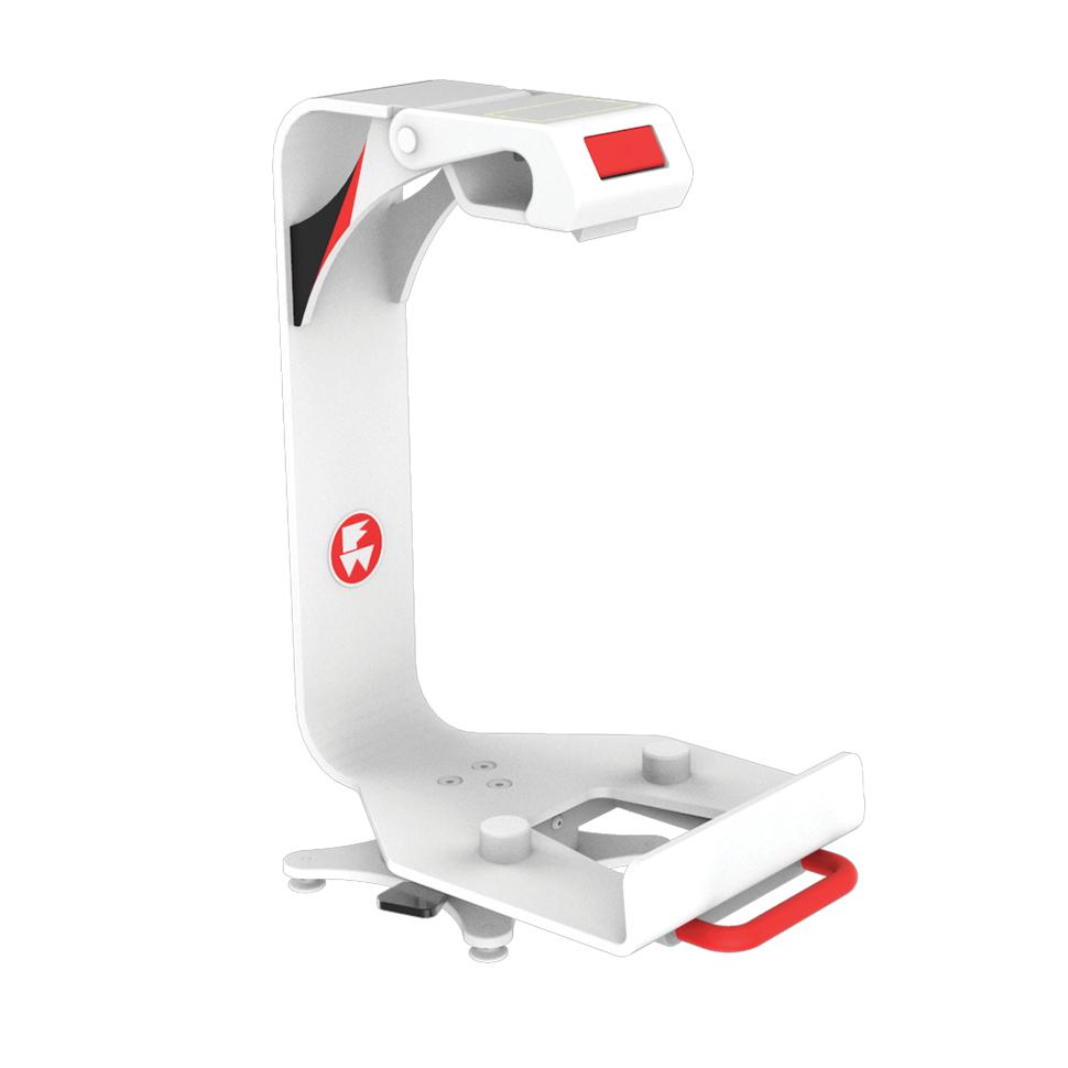 Physio Control Lifepak 15 Defibrillator Mount System Ferno