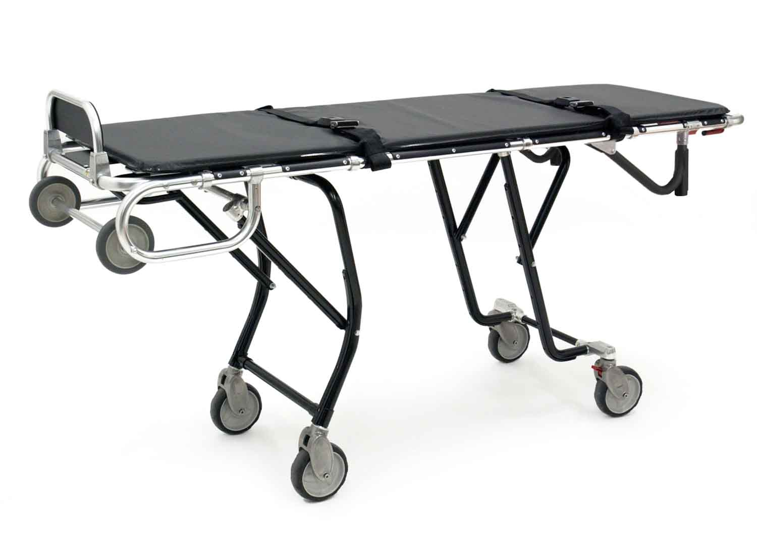24H-miniMAXX® Mortuary Cot for High Floor Vehicles