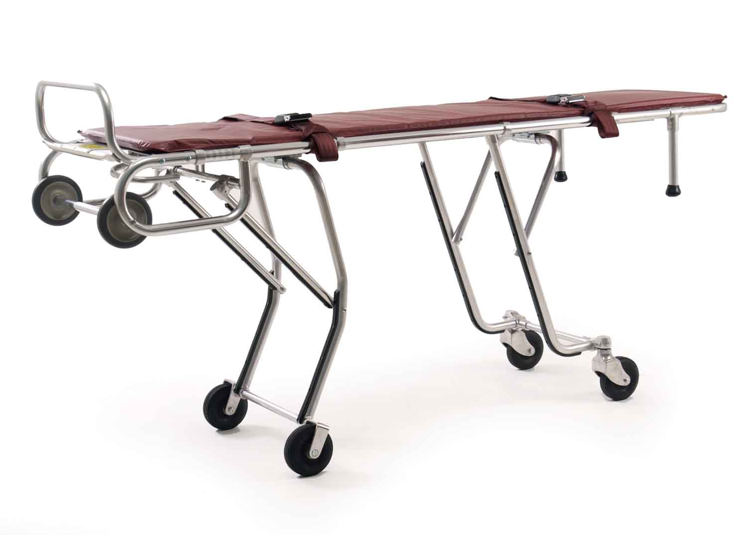 Model 24-H Mortuary Cot for High Floor Vehicles