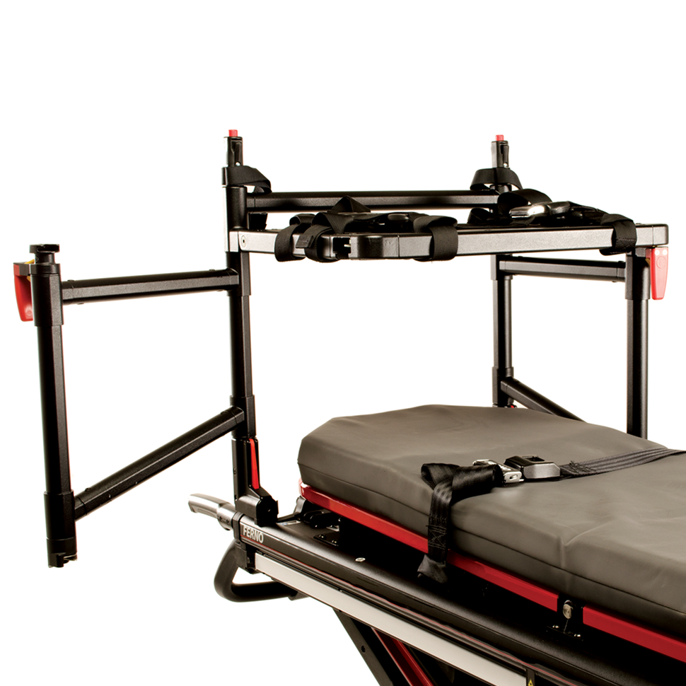 PacRac+ Instrument Platform (Compatible with iNX Integrated Patient Transport & Loading System)