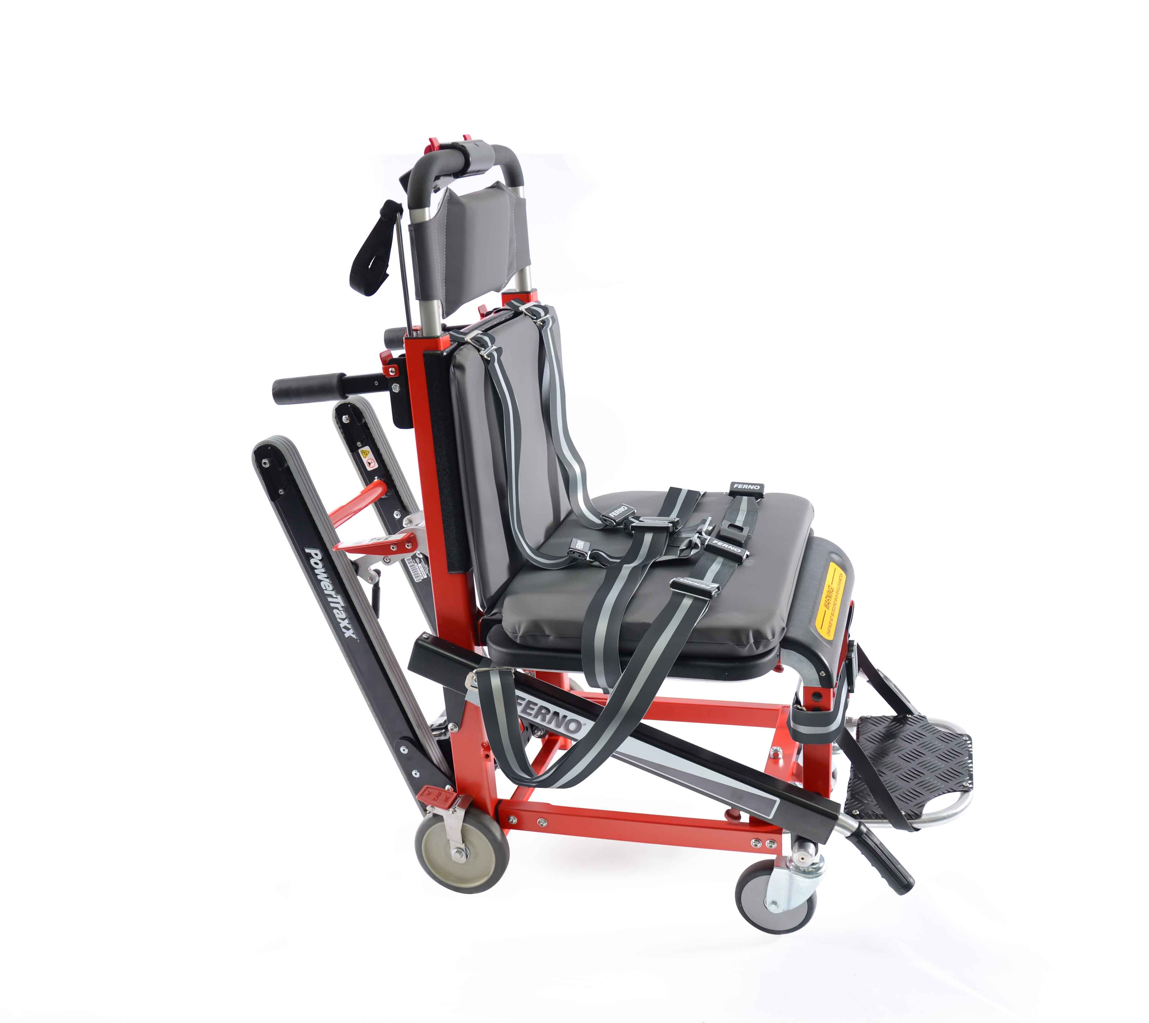 EZ-Glide® LBS with POWERTraxx® Bariatric Powered Stair Chair